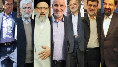 تصویر از قاضیزاده هاشمی و زاکانی از انتخابات کنار میکشند؟