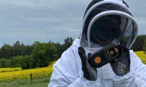 مانیتورهای زنبور عسل شرکت ApisProtect دائماً مراقب کهیرها هستند