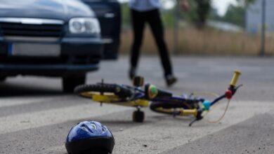 تصویر از اگر کودکی تصادف کرد و یا از جایی افتاد چه کار باید کنید؟
