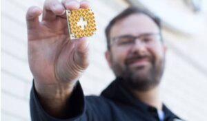 تراشه کوانتومی 17 qubit اینتل