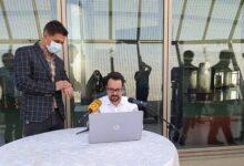 تصویر از یک ایرانی برای سومین بار رکورد حافظه جهان را شکست! مرتضی جاوید باز هم افتخار آفرین شد.