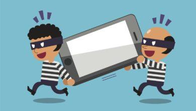 تصویر از اگر گوشی ما را بدزدند چه کاری میتوانند با آن انجام دهند؟