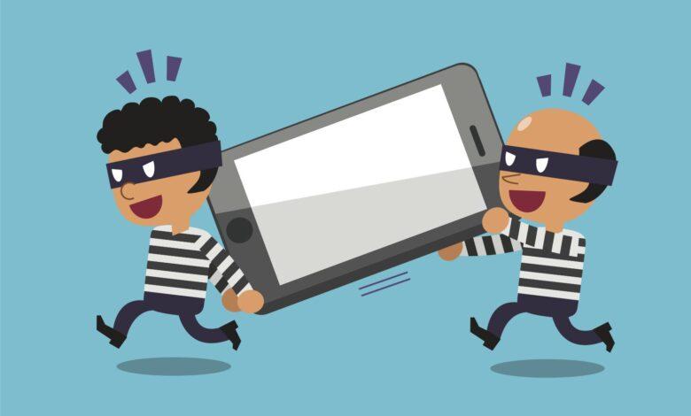 اگر گوشی ما را بدزدند، چه کاری میتوانند با آن انجام دهند؟