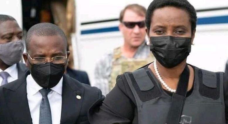 همسر جوونیل مویس، رئیس جمهور ترور شده هائیتی، از سوءقصد جان سالم به در برد
