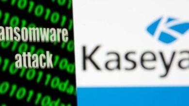تصویر از باند وبسایتهای باج افزار از اینترنت ناپدید شد