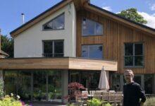 تصویر از خانهای که در برابر آینده محافظت میشود،چگونه است؟