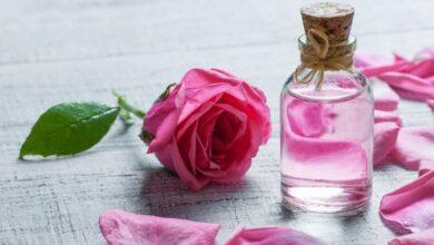 تصویر از خواص عرق کاسنی و گلاب برای پوست