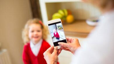 تصویر از انتشار عکس بچهها در فضای مجازی چه خطراتی در پی دارد؟