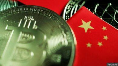 تصویر از چین تمام معاملات رمز ارزها را غیرقانونی اعلام کرد