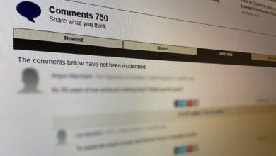 تصویر از ترولهای طرفدار کرملین نظرات وبسایتهای خبری را مورد هدف قرار میدهند.