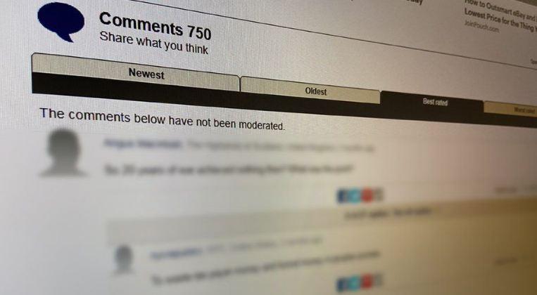 ترولهای طرفدار کرملین نظرات وبسایتهای خبری را مورد هدف قرار میدهند.