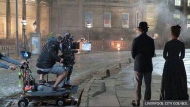 تصویر از استودیوی فیلمسازی هالیوود شمال، در لیورپول افتتاح شد