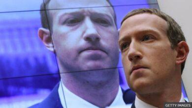 تصویر از بدترین هفته برای فیسبوک